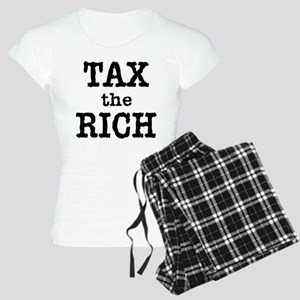 TAX the RICH Tshirts and Products Women's Light Pa