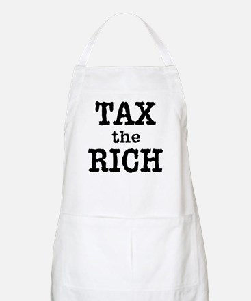 TAX the RICH Tshirts and Products Apron
