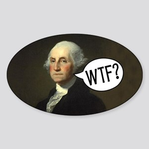 george-washington-rec Sticker