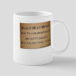 Broke! Mug