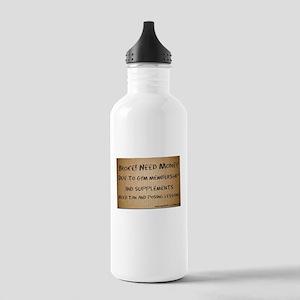 Broke! Stainless Water Bottle 1.0L