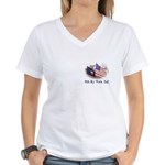 9th KY Women's V-Neck T-Shirt