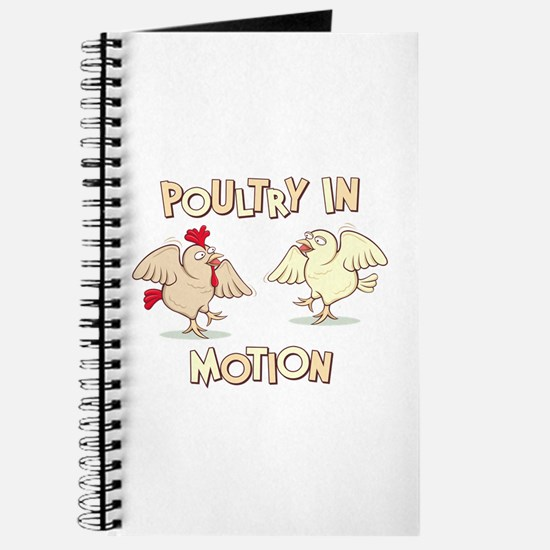 """Poultry in Motion"" Journal"