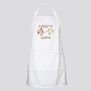 """Poultry in Motion"" Apron"