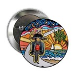 """Motorcycle Skyway #1 2.25"""" Button (100 pack)"""