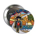 """Motorcycle Skyway #1 2.25"""" Button (10 pack)"""