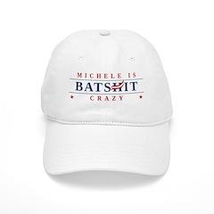 Michele is Batshit Crazy Cap