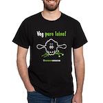 VEG PURE LAINE - Dark T-Shirt