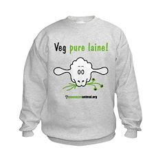 VEG PURE LAINE - Kids Sweatshirt