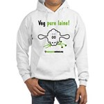 VEG PURE LAINE - Hooded Sweatshirt