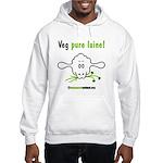 VEG PURE LAINE - Hooded Sweatshirt