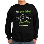 VEG PURE LAINE - Sweatshirt (dark)