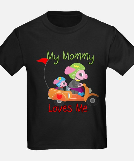My Mommy Loves Me Scooter T