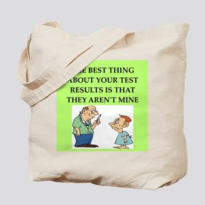 Doctor's office Tote Bag