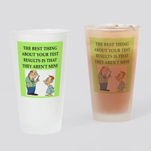 Doctor's office Drinking Glass