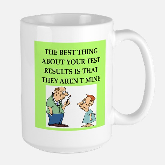 Doctor's office Large Mug