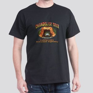 Chandelier Tree Dark T-Shirt