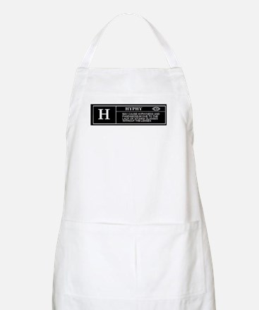 Rated H (HYPHY) BBQ Apron