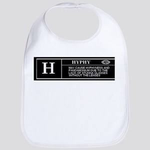Rated H (HYPHY) Bib