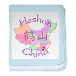 Heshan China baby blanket