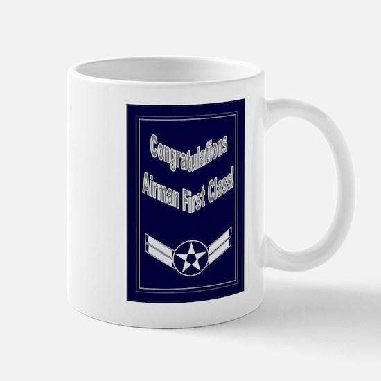 Congratulations Air Force Air Mug