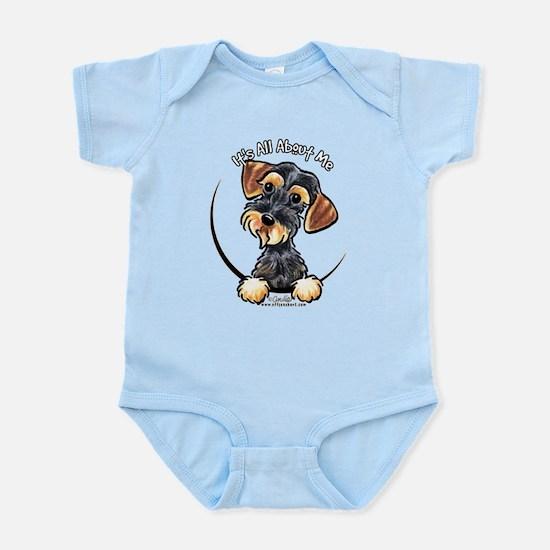Wild Boar Dachshund IAAM Infant Bodysuit
