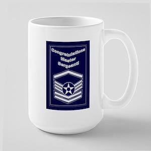 Congratulations Usaf Master S Large Mug