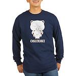 oshioki Long Sleeve Dark T-Shirt