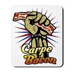 Carpe Bacon Mousepad