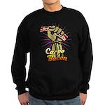 Carpe Bacon Sweatshirt (dark)