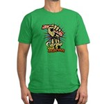 Carpe Bacon Men's Fitted T-Shirt (dark)