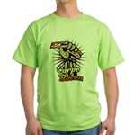 Carpe Bacon Green T-Shirt