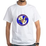 Minutemen Border Patrol White T-Shirt