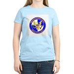 Minutemen Border Patrol Women's Pink T-Shirt