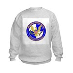 Minutemen Border Patrol Kids Sweatshirt
