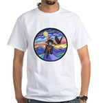 MCycle - Eagle 1 White T-Shirt