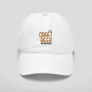 Craft Beer or Nothing Cap