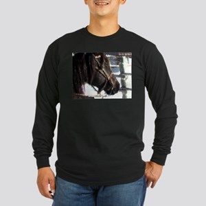 Work Horse 2 Long Sleeve Dark T-Shirt