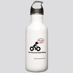 """On Your Left"" Stainless Water Bottle 1."