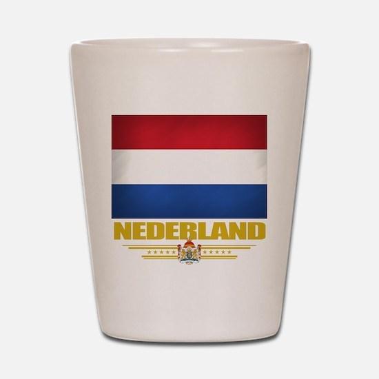 Netherland Pride Shot Glass