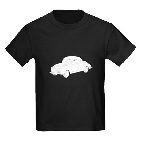 Ford Deluxe 1940 Kids Dark T-Shirt