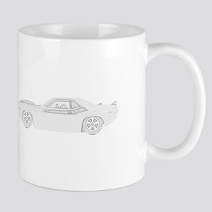 Dodge Challenger 1970 Mug