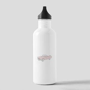 Ford Thunderbird Convertible Stainless Water Bottl