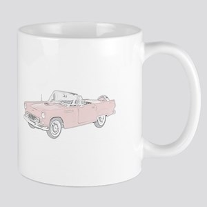 Ford Thunderbird Convertible Mug