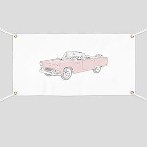 Ford Thunderbird Convertible Banner