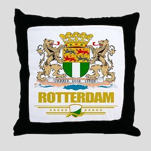 Rotterdam Throw Pillow