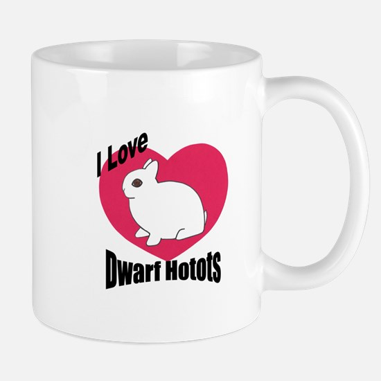 Love My Dwarf Hotot Mug