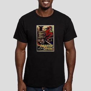 Original Phantom Men's Fitted T-Shirt (dark)