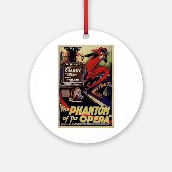 Original Phantom Ornament (Round)