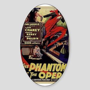 Original Phantom Sticker (Oval)